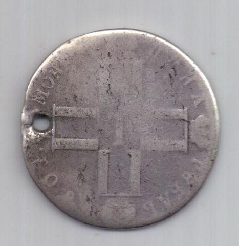 1 рубль 1801 г. Павел I