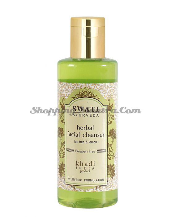 Средство для умывания Ним&Лимон Свати Аюрведа / Swati Ayurveda Neem&Lemon Face Wash
