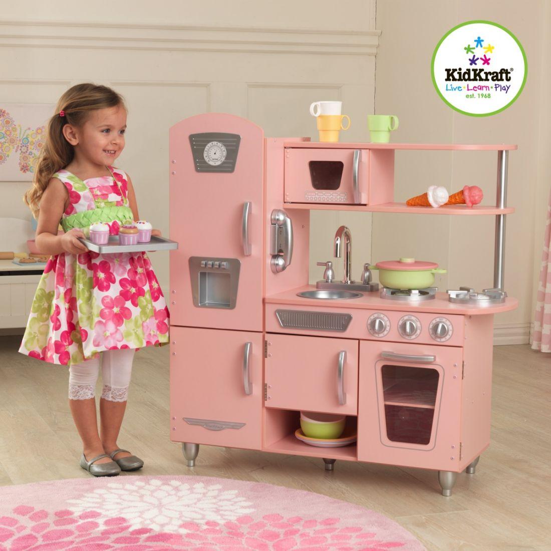Детская деревянная кухня Kidkraft  53179