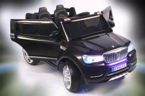 Электромобиль RiverToys BMW X5 T001TT 4WD ( видео в описании )