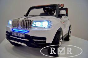 Электромобиль RiverToys BMW T005TT 4WD ( видео в описании )