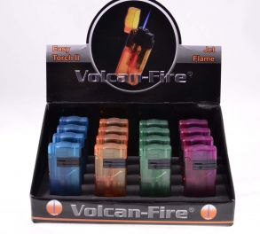 Зажигалка V-fire, турбо
