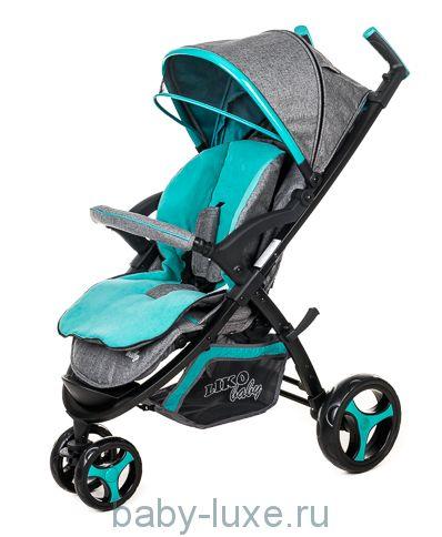 Коляска прогулочная Liko Baby BT-1218B