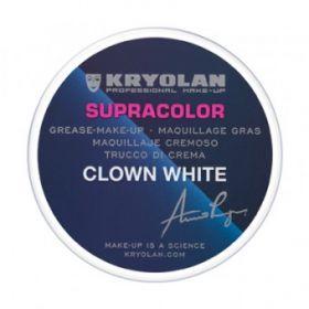 Грим клоунский белый