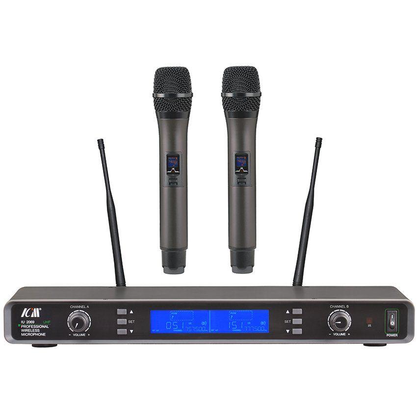 ICM IU-2069 Радиосистема 2 микрофона