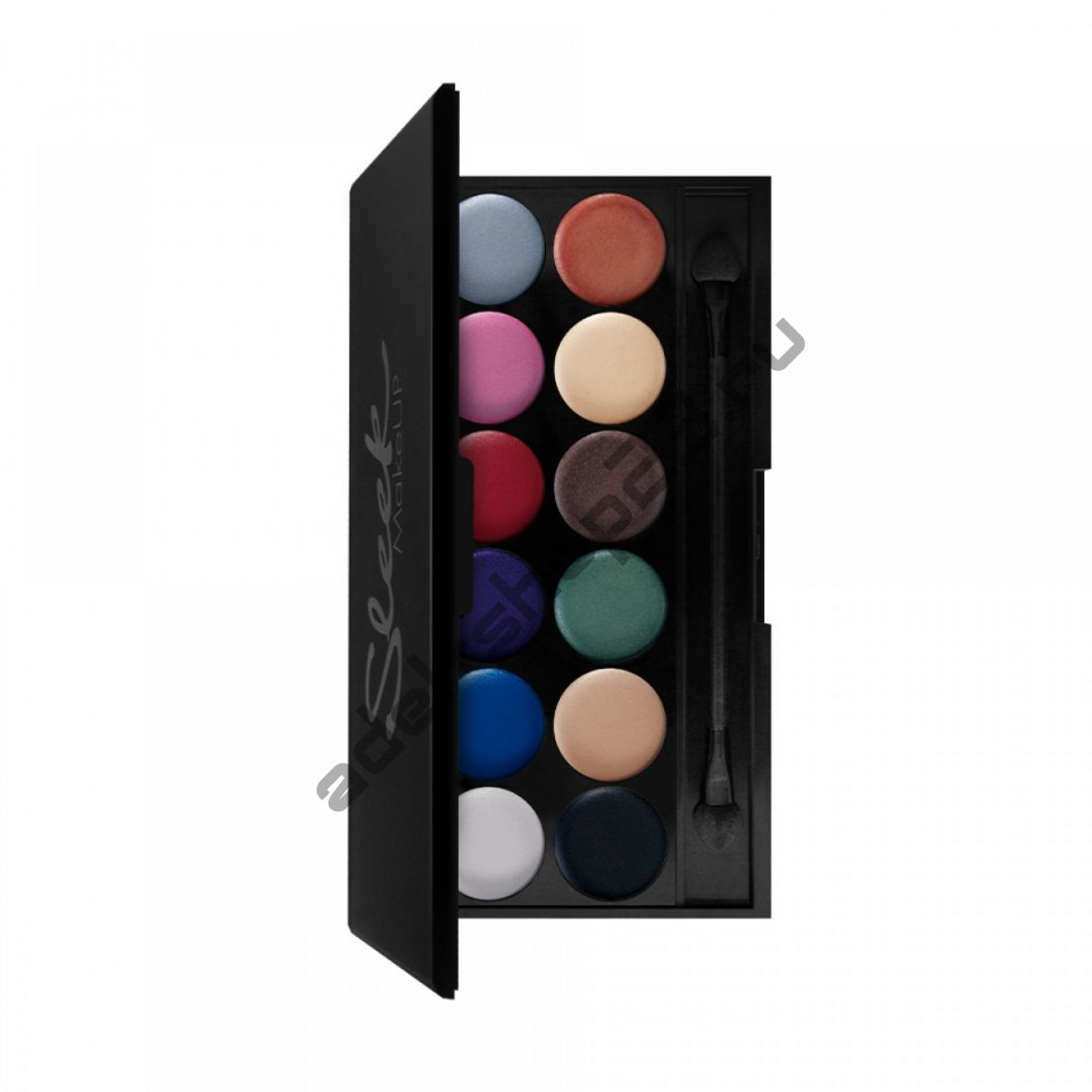 Sleek MakeUp - Тени для век Eyeshadow Palette I-Divine 600 Base For 12 цв