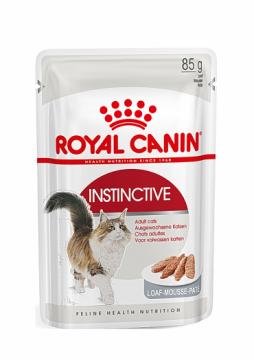 Роял канин Инстинктив паштет пауч (Instinctive Loaf) 85г.