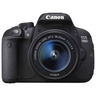 Canon EOS 700D Kit 18-55mm f/3.5-5.6 DC III