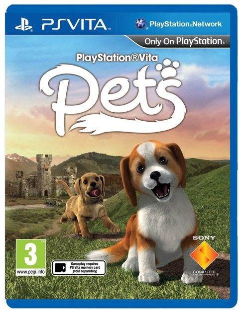 Игра Pets (PS Vita,рус. версия)