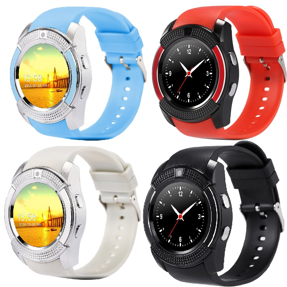 Часы smart watch tiroki v8 фото 2019