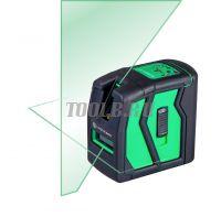 Instrumax ELEMENT 2D GREEN - лазерный нивелир - купить в интернет-магазине www.toolb.ru цена, обзор, отзывы, фото, характеристики, тест, поверка, официальный, сайт, производитель, заказ, онлайн, Москва