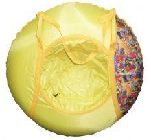 Санки надувные Ватрушка, диаметр 75 см