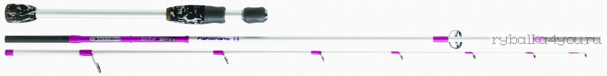 Купить Спиннинг Garbolino Fihionista 180 ML1.8м / тест 5/20г