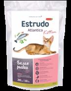 Porcelan Estrudo Atlantica Kitten Белая рыбка для котят, беременных и лактирующих кошек (400 г)