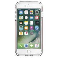 Чехол Spigen Slim Armor для iPhone 8/7 Plus (5.5) розовое золото