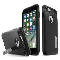 Чехол Spigen Slim Armor для iPhone 8/7 Plus (5.5) черный