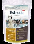 Porcelan Estrudo Tundra Корм для взрослых собак средних пород с чувствительным пищеварением (1 кг)