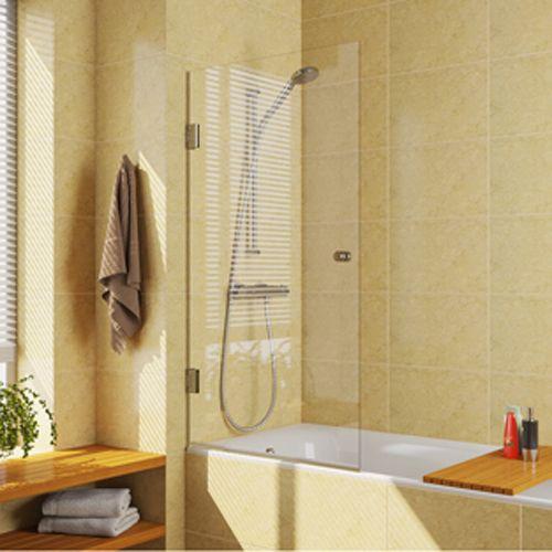 Стеклянная шторка для ванной Ambi 600