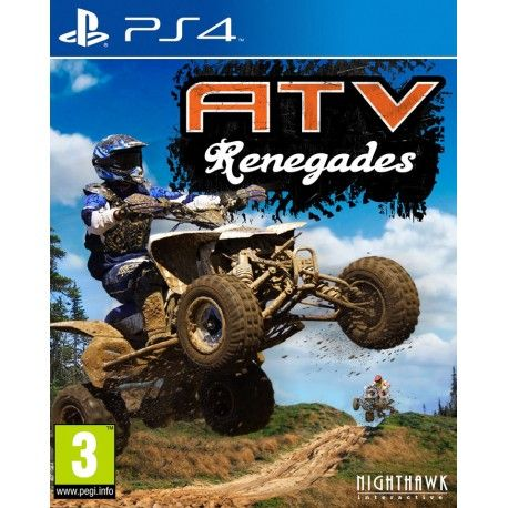 Игра ATV Renegades (PS4)