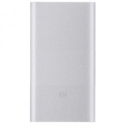 Повер банк Power Bank Xiaomi Mi 2 10000 мАч серебристый