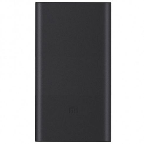 Повер банк Xiaomi Mi Power Bank 2 10000 мАч черный