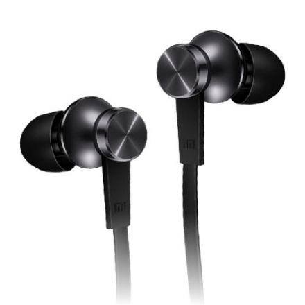 Наушники Xiaomi Mi Piston In-Ear Headphones Basic Edition черные