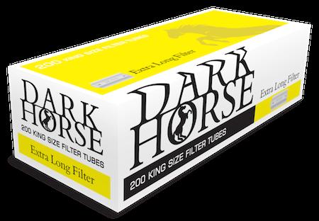 Сигаретные гильзы Dark Horse Extra Long Filte (200 шт)