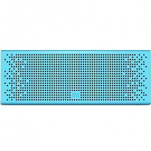 Портативная Bluetooth колонка Xiaomi Mi Bluetooth Speaker голубая