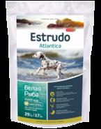 Porcelan Estrudo Atlantica Корм для щенков крупных и средних пород Белая рыба (1 кг)