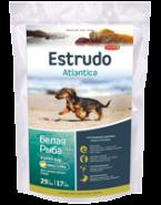 Porcelan Estrudo Atlantica Корм для щенков мелких пород Белая рыба (1 кг)