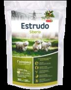 Porcelan Estrudo Siberia Корм для щенков крупных и средних пород Говядина (1 кг)
