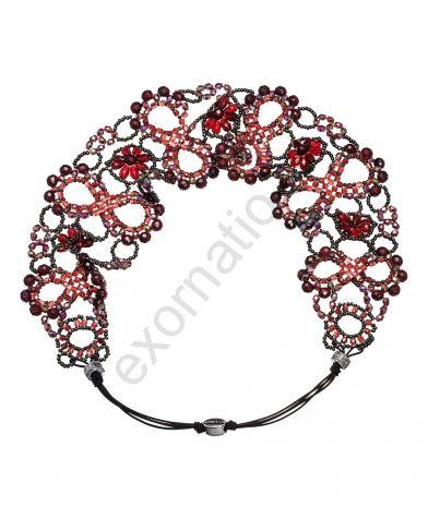 Повязка Evita Peroni 5986290. Коллекция Stina Coral