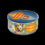 Родные корма Знатные Курица для собак (100 г)