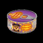 Родные корма Знатные Индейка для щенков (100 г)