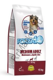 Forza10 (Форца10) Maintenance Agn/Riso Medium/Large (для собак средних и крупных пород, ягнёнок/рис) 15кг