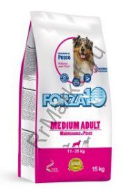 Forza10 (Форца10) Medium Maintenance Pesce (корм для собак средних пород, рыба)