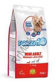 Forza10 (Форца10) Medium Maintenance Cervo/Patate (корм для собак средних пород, оленина/карт.)