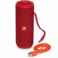 Портативная акустическая система JBL Flip 4 красная