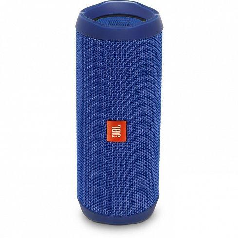Портативная колонка JBL Flip 4 синяя