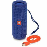Портативная акустическая система JBL Flip 4 синяя