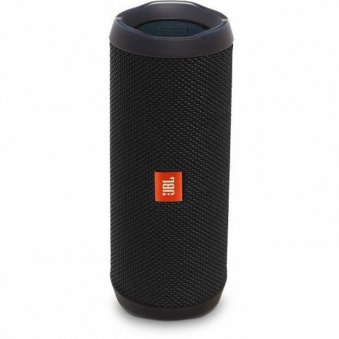 Портативная bluetooth колонка JBL Flip 4 черная