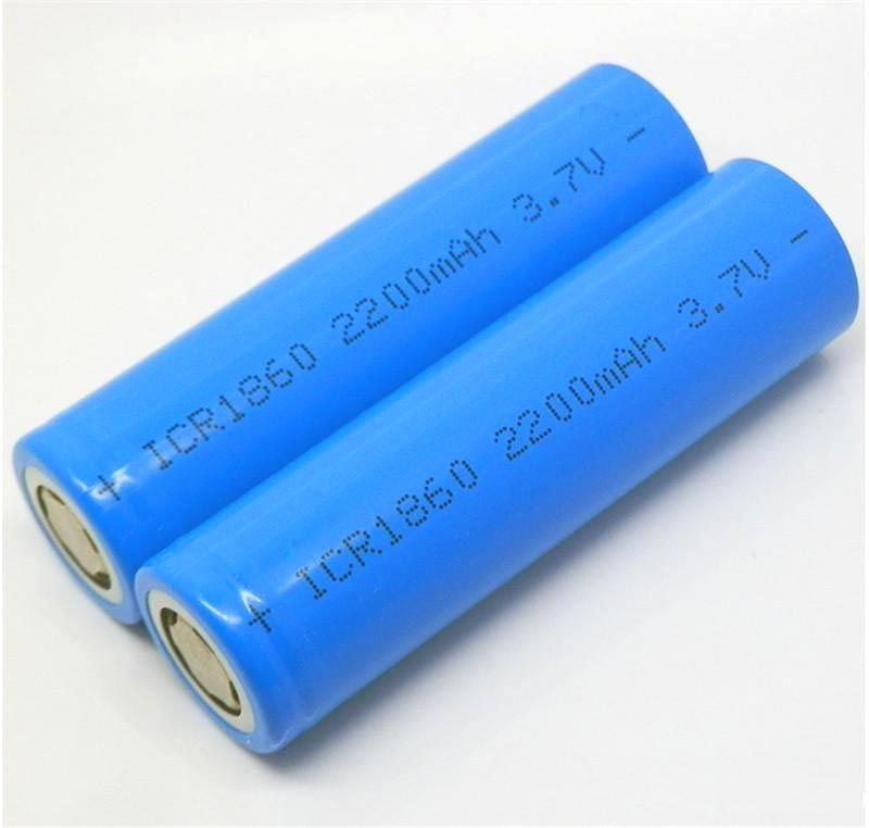 Батарея аккумуляторная, литиево-ионная 3.7V / 2200mAh