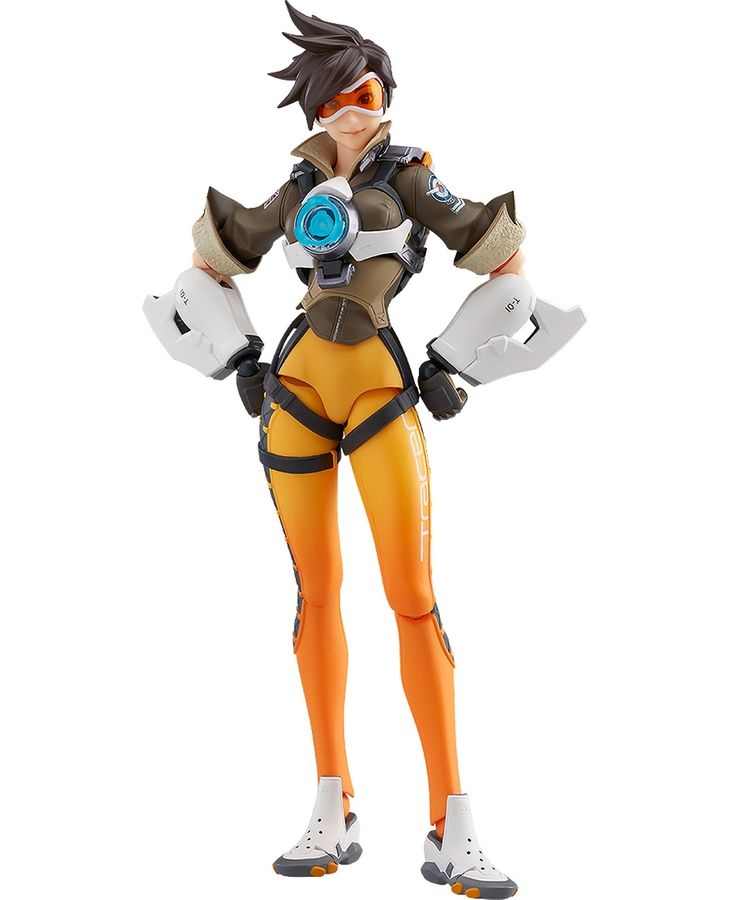 Figma Overwatch - Tracer