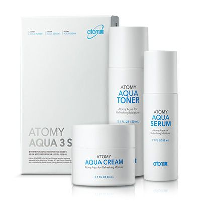 Atomy Аква сет для сухой и нормальной кожи