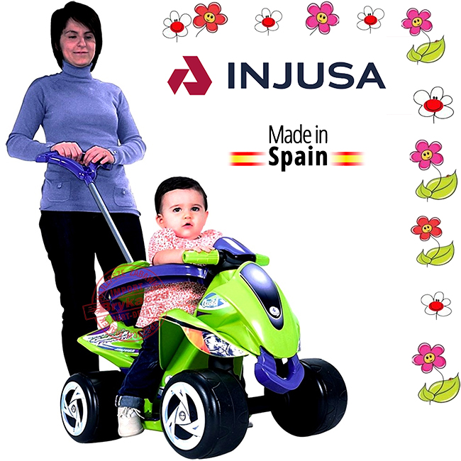 Каталка Injusa Quad Goliath 137