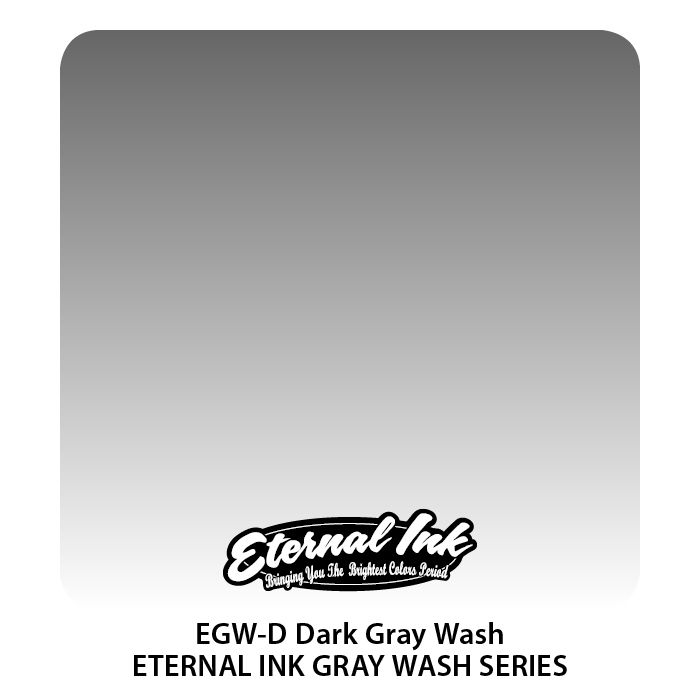 Eternal Ink Dark Gray Wash