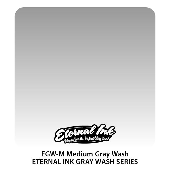 Eternal Ink Medium Gray Wash