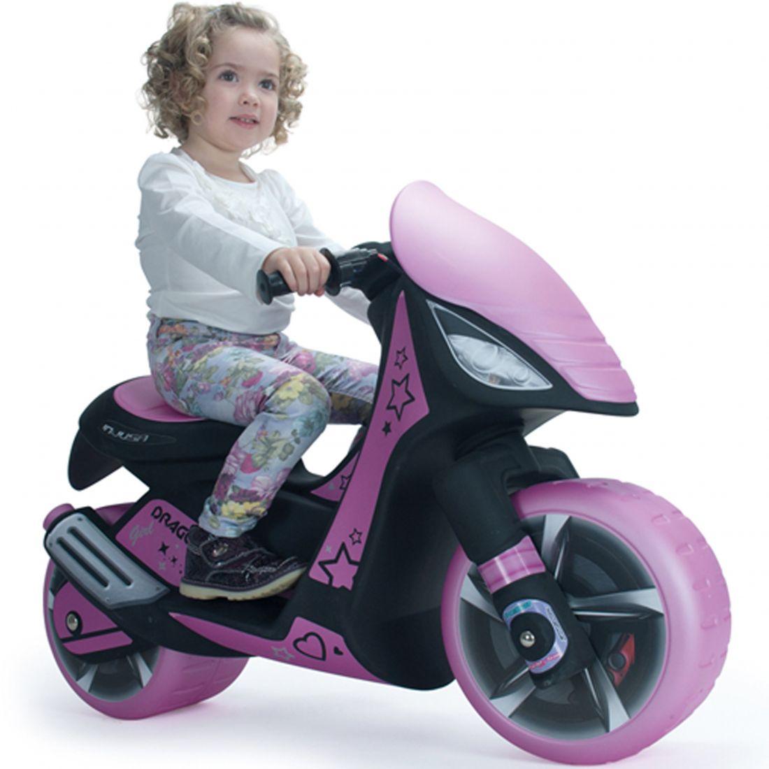 Электромобиль Injusa 6872 Scooter Girl