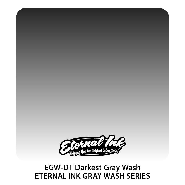 Eternal Ink Darkest Gray Wash