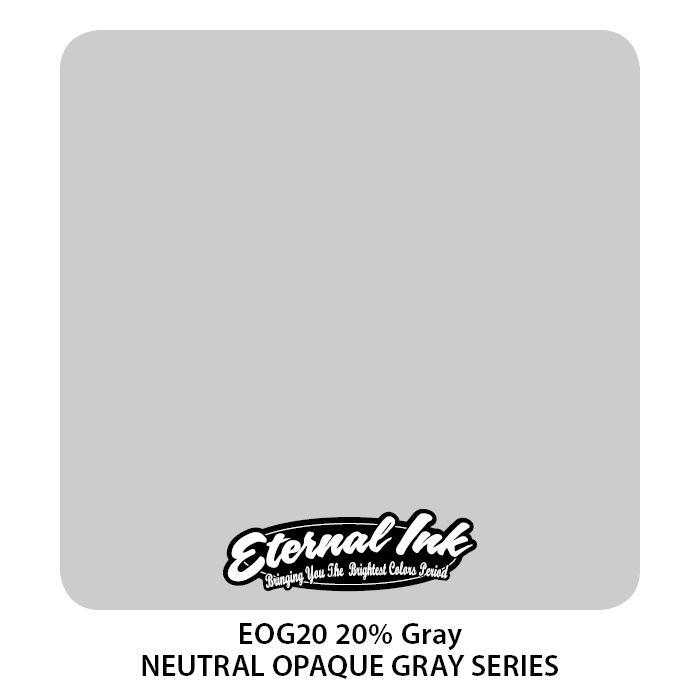 Eternal Ink Neutral Gray 20